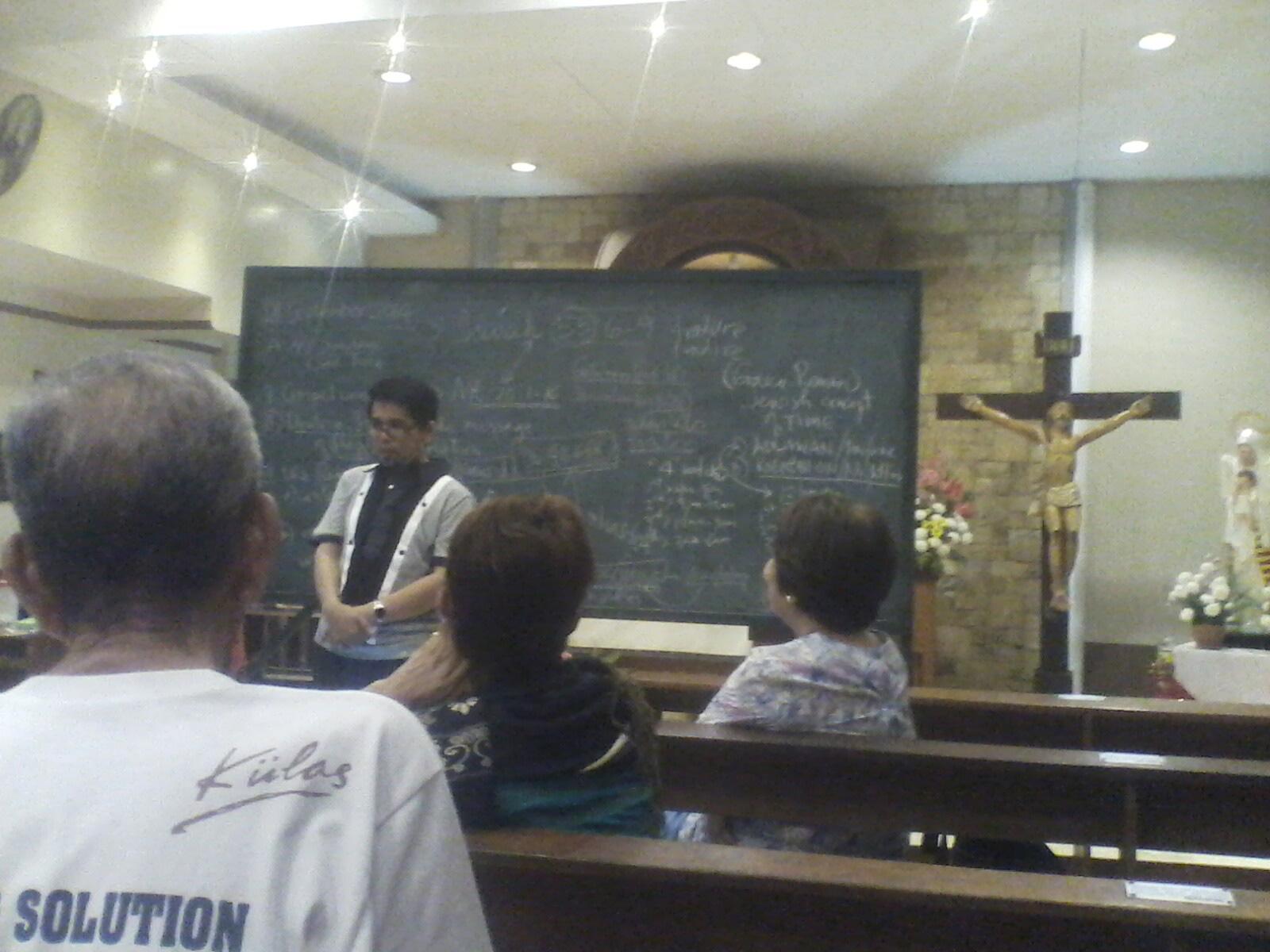 Cebu Free Bible Study